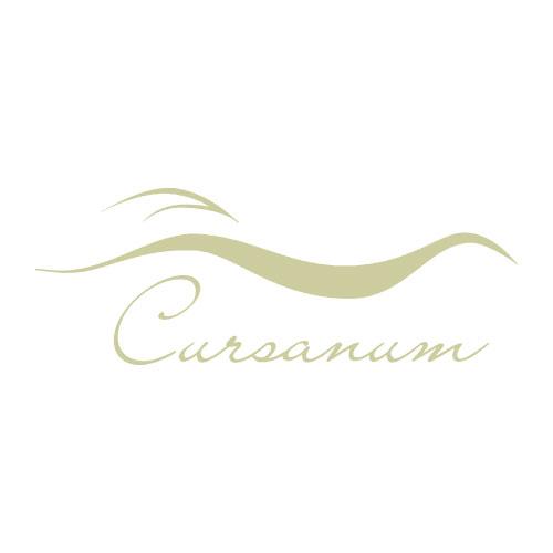 Logo Cursanum - Graphic Design Marina Hofstetter
